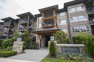 """Photo 1: 413 3156 DAYANEE SPRINGS Boulevard in Coquitlam: Westwood Plateau Condo for sale in """"TAMARACK BY POLYGON"""" : MLS®# R2091933"""