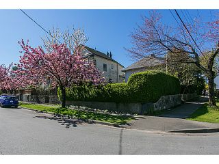 """Photo 10: 3105 ST. CATHERINES Street in Vancouver: Mount Pleasant VE House for sale in """"MOUNT PLEASANT"""" (Vancouver East)  : MLS®# V1116522"""