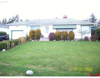 """Photo 1: 14171 WHEATLEY Avenue in White_Rock: White Rock House for sale in """"West End"""" (South Surrey White Rock)  : MLS®# F2730008"""