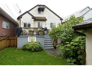 Photo 15: 2371 ADANAC Street in Vancouver: Hastings House for sale (Vancouver East)  : MLS®# V1085430