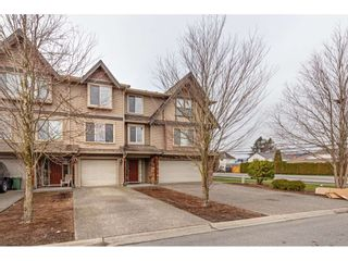 Photo 1: 69 5556 PEACH Road in Chilliwack: Vedder S Watson-Promontory Townhouse for sale (Sardis)  : MLS®# R2535141