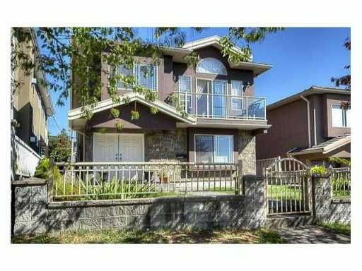 Main Photo: 116 N SPRINGER Avenue in Burnaby: Capitol Hill BN House for sale (Burnaby North)  : MLS®# V870759