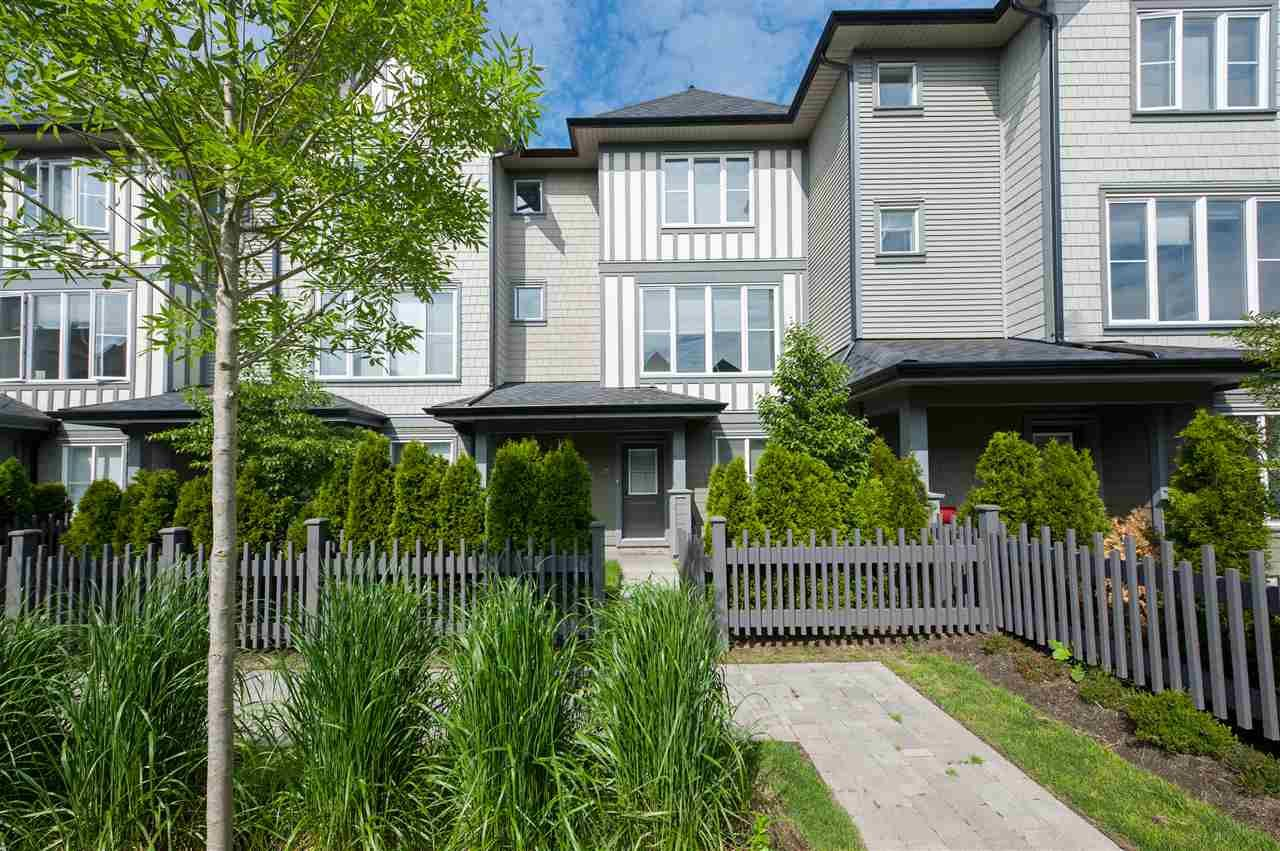 Main Photo: 9 8050 204 STREET in Langley: Willoughby Heights Townhouse for sale : MLS®# R2373699
