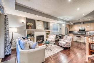 Photo 3: Unit #1 1938 24A Street SW in Calgary: Richmond Row/Townhouse for sale : MLS®# A1057444