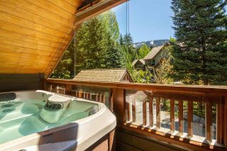 """Photo 26: 8 4701 GLACIER Drive in Whistler: Benchlands Townhouse for sale in """"Cedar Hollow"""" : MLS®# R2591686"""