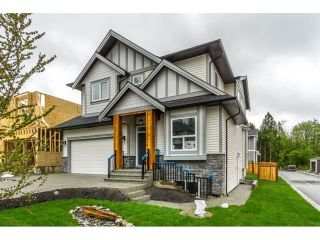 Photo 1: 11233 243 A Street in Maple Ridge: Cottonwood MR House for sale : MLS®# R2177949