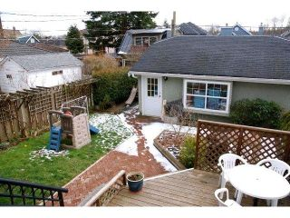 "Photo 10: 4168 W 15TH Avenue in Vancouver: Point Grey House for sale in ""POINT GREY"" (Vancouver West)  : MLS®# V873307"