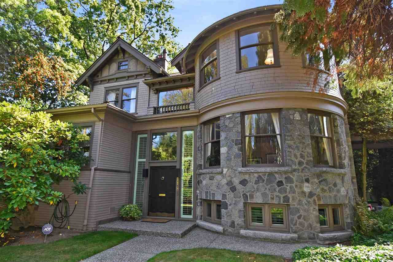 Main Photo: 1188 LAURIER AVENUE in : Shaughnessy 1/2 Duplex for sale : MLS®# R2393685