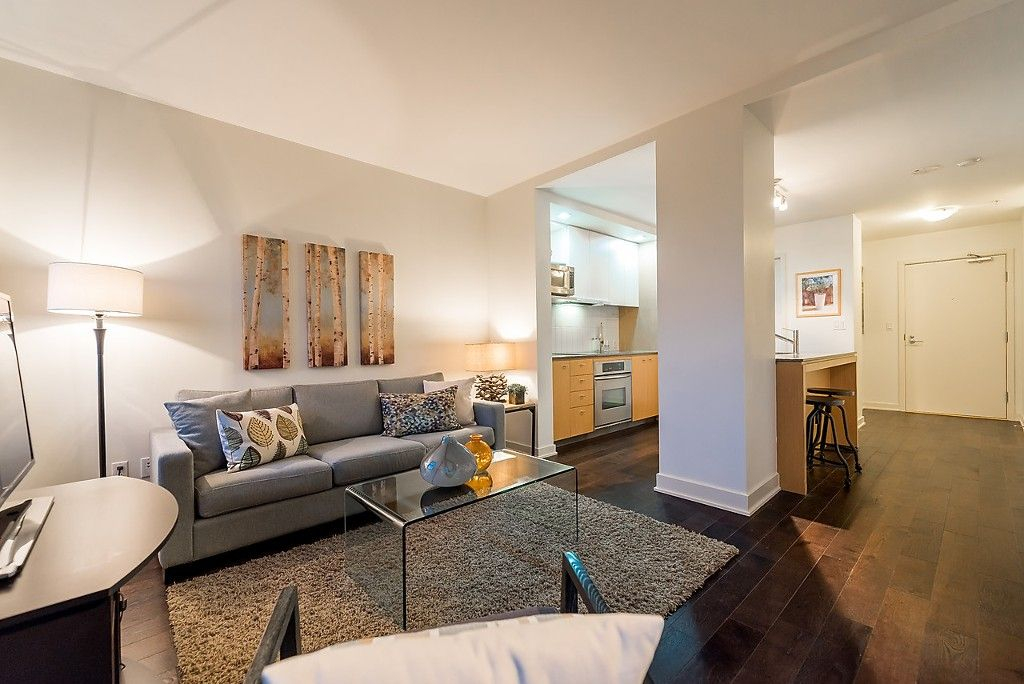 """Main Photo: 507 2851 HEATHER Street in Vancouver: Fairview VW Condo for sale in """"TAPESTRY"""" (Vancouver West)  : MLS®# R2070430"""