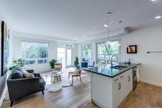 Photo 7: 103 10606 84 Avenue in Edmonton: Zone 15 Condo for sale : MLS®# E4248899