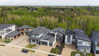 Photo 39: 3207 CAMERON HEIGHTS Way in Edmonton: Zone 20 House for sale : MLS®# E4243049