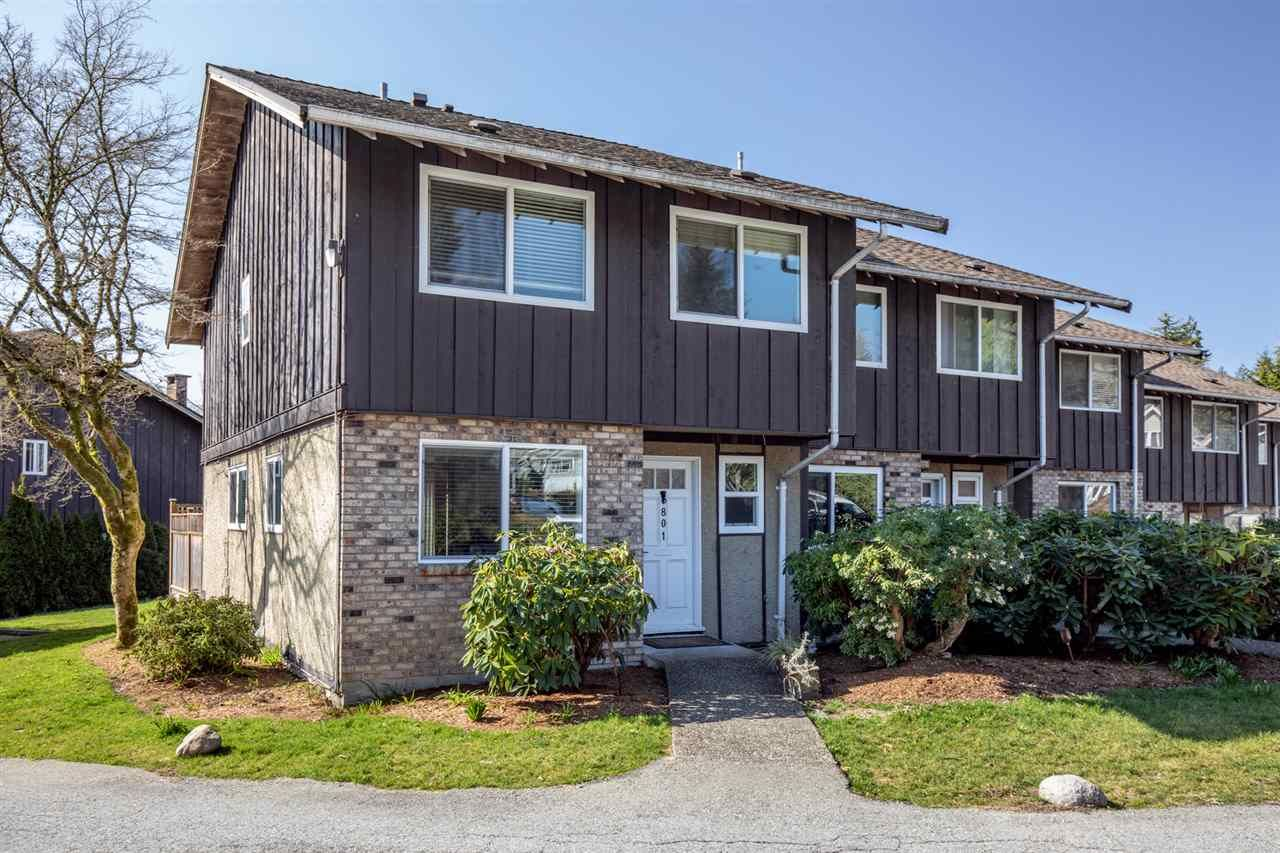 Main Photo: 801 555 W 28th Street in : Upper Lonsdale Townhouse for sale (North Vancouver)
