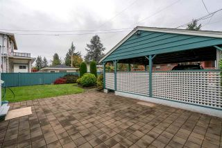 Photo 19: 145 HARVEY Street in New Westminster: The Heights NW House for sale : MLS®# R2218667