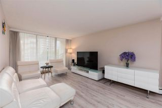 """Photo 1: 304 710 SEVENTH Avenue in New Westminster: Uptown NW Condo for sale in """"The Heritage"""" : MLS®# R2573140"""