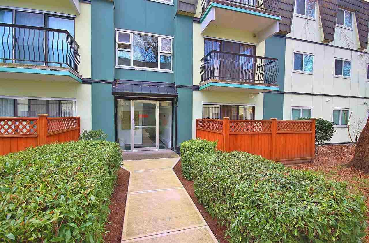 """Main Photo: 156 8131 RYAN Road in Richmond: South Arm Condo for sale in """"MAYFAIR COURT"""" : MLS®# R2340034"""