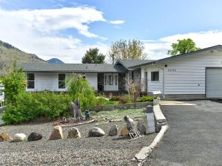 Photo 1: 2671 PARKVIEW DRIVE in Kamloops: Westsyde House for sale : MLS®# 161861