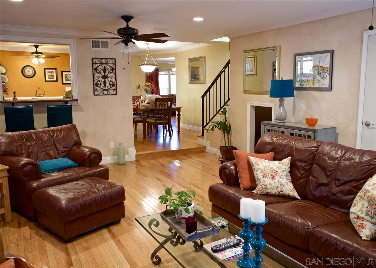 Main Photo: SAN DIEGO House for sale : 4 bedrooms : 2128 Tulip Street