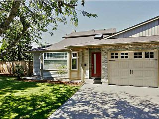 Photo 1: 5011 Hollymount Gate in Richmond: Steveston North Duplex for sale : MLS®# V1072790