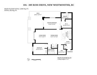 """Photo 23: 104 285 ROSS Drive in New Westminster: Fraserview NW Condo for sale in """"The Grove"""" : MLS®# R2536830"""