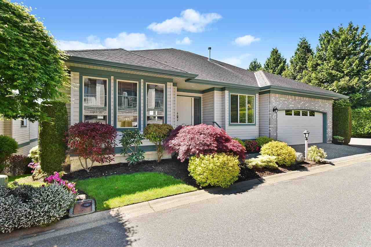 """Main Photo: 38 31517 SPUR Avenue in Abbotsford: Abbotsford West Townhouse for sale in """"View Pointe Properties"""" : MLS®# R2579379"""