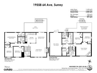 """Photo 38: 19558 64 Avenue in Surrey: Clayton House for sale in """"Bakerview"""" (Cloverdale)  : MLS®# R2575941"""