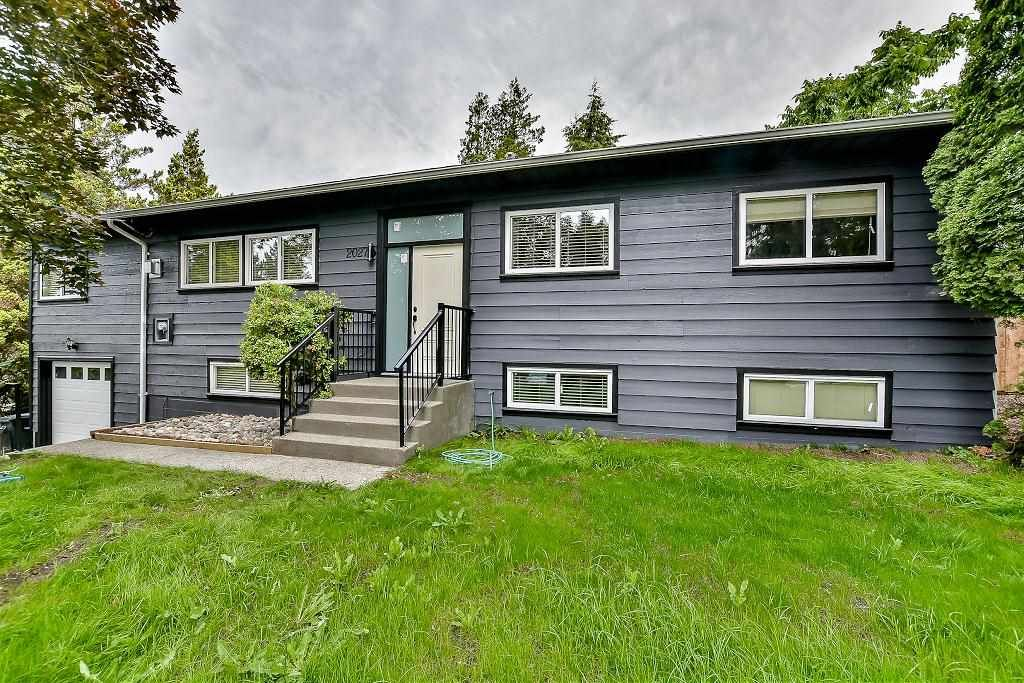 Main Photo: 2027 KAPTEY Avenue in Coquitlam: Cape Horn House for sale : MLS®# R2095324