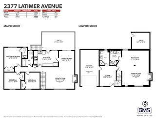 Photo 40: 2377 LATIMER Avenue in Coquitlam: Central Coquitlam House for sale : MLS®# R2573404
