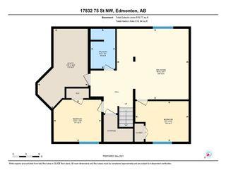 Photo 50: 17832 75 Street in Edmonton: Zone 28 House for sale : MLS®# E4248956