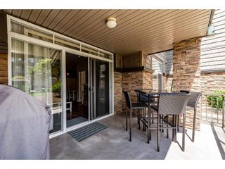 """Photo 27: 106 2068 SANDALWOOD Crescent in Abbotsford: Central Abbotsford Condo for sale in """"The Sterling"""" : MLS®# R2590932"""