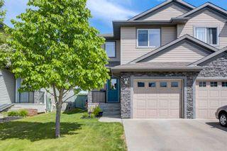 Photo 1: 42 WELLINGTON Place: Fort Saskatchewan House Half Duplex for sale : MLS®# E4248267