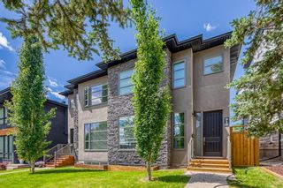 Main Photo: 919 36A Street NW in Calgary: Parkdale Semi Detached for sale : MLS®# A1124630