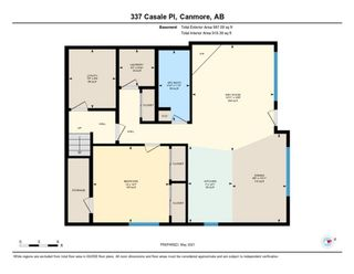 Photo 34: 337 Casale Place: Canmore Detached for sale : MLS®# A1111234