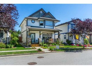 """Photo 1: 4324 CALLAGHAN Crescent in Abbotsford: Abbotsford East House for sale in """"AUGUSTON"""" : MLS®# F1448492"""