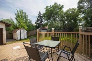 Photo 18: 154 Brixton Bay in Winnipeg: River Park South Residential for sale (2F)  : MLS®# 1814969