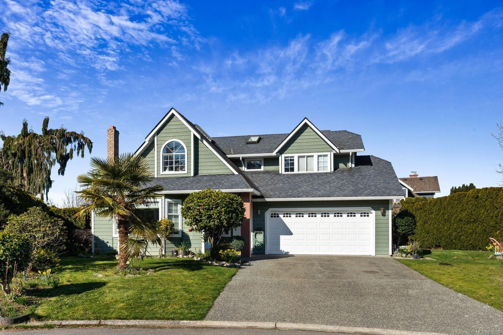 Main Photo: 4612 Royal Wood Crt in : SE Broadmead House for sale (Saanich East)  : MLS®# 872790