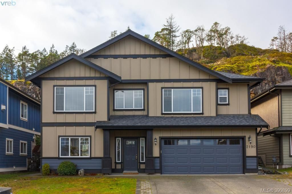 Main Photo: 2190 Longspur Dr in VICTORIA: La Bear Mountain House for sale (Langford)  : MLS®# 785727