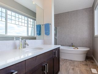 Photo 19: 46 RIVIERA Way: Cochrane Row/Townhouse for sale : MLS®# C4281559