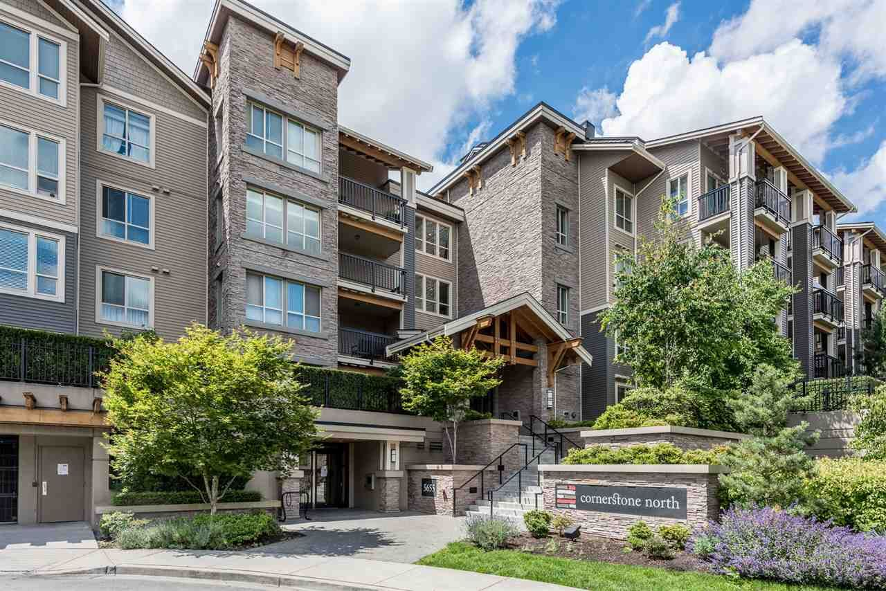 "Main Photo: 213 5655 210A Street in Langley: Salmon River Condo for sale in ""CORNERSTONE NORTH"" : MLS®# R2215304"