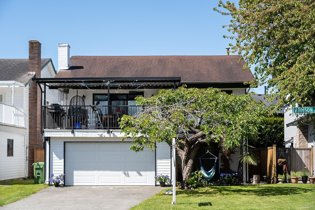 Main Photo: 10191 ADDISON Street in Richmond: Woodwards House for sale : MLS®# R2598421