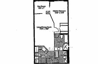 Photo 5: #602 24 W Wellesley Street in Toronto: Bay Street Corridor Condo for lease (Toronto C01)  : MLS®# C4930860