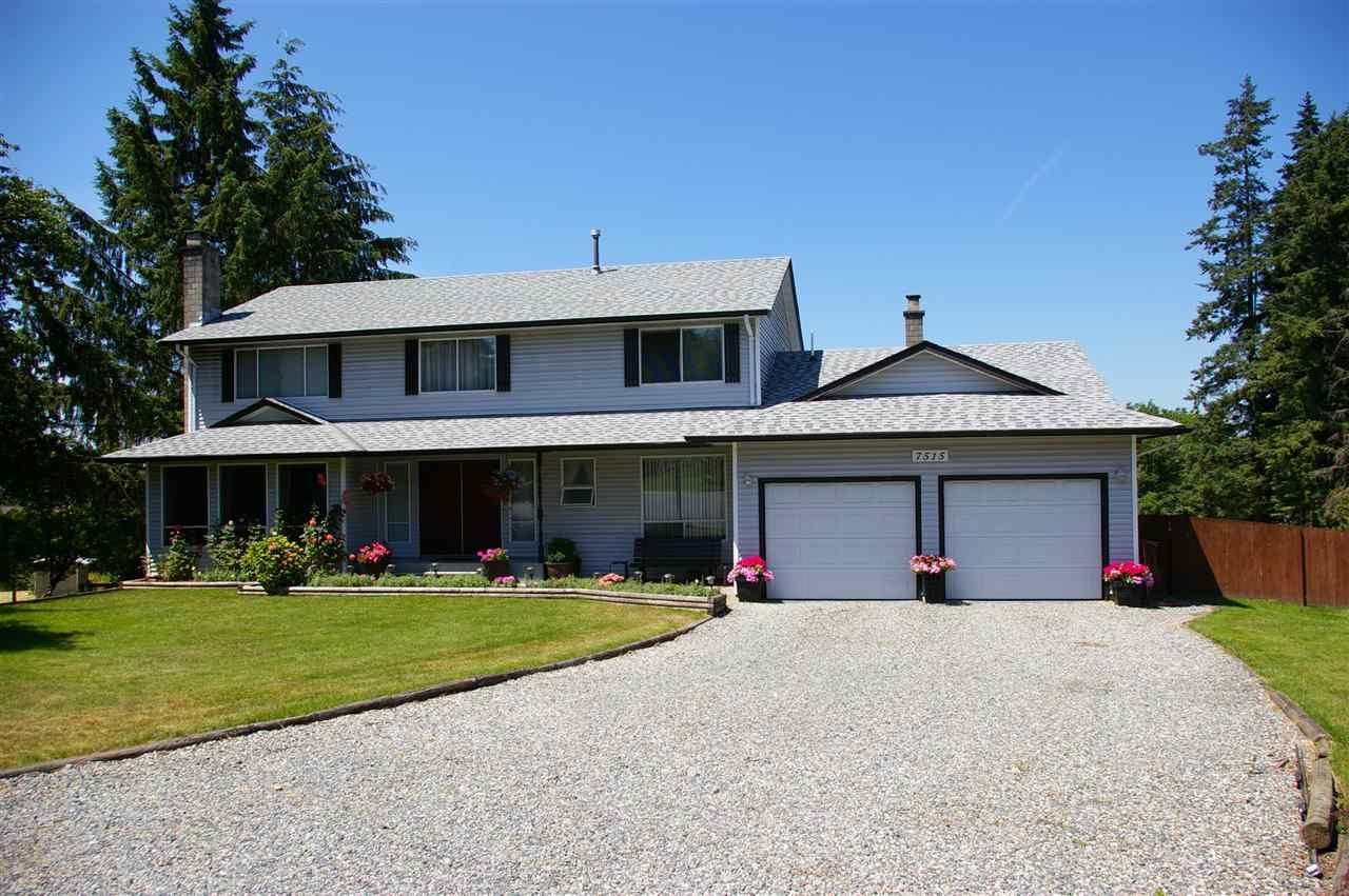"""Main Photo: 7515 185 Street in Surrey: Clayton House for sale in """"CLAYTON"""" (Cloverdale)  : MLS®# R2182989"""