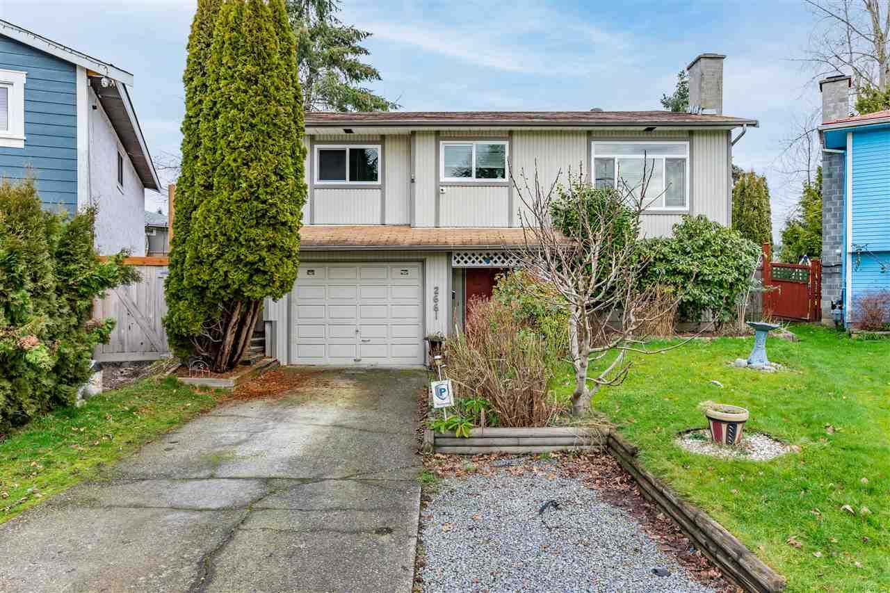 Main Photo: 2661 WILDWOOD Drive in Langley: Willoughby Heights House for sale : MLS®# R2531672