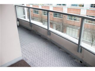 "Photo 9: 605 587 W 7TH Avenue in Vancouver: Fairview VW Condo for sale in ""THE AFFINITY"" (Vancouver West)  : MLS®# V1117685"
