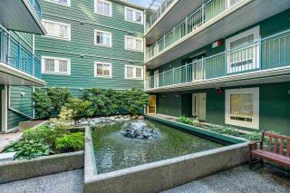 Photo 36: 306 1189 WESTWOOD Street in Coquitlam: North Coquitlam Condo for sale : MLS®# R2503078