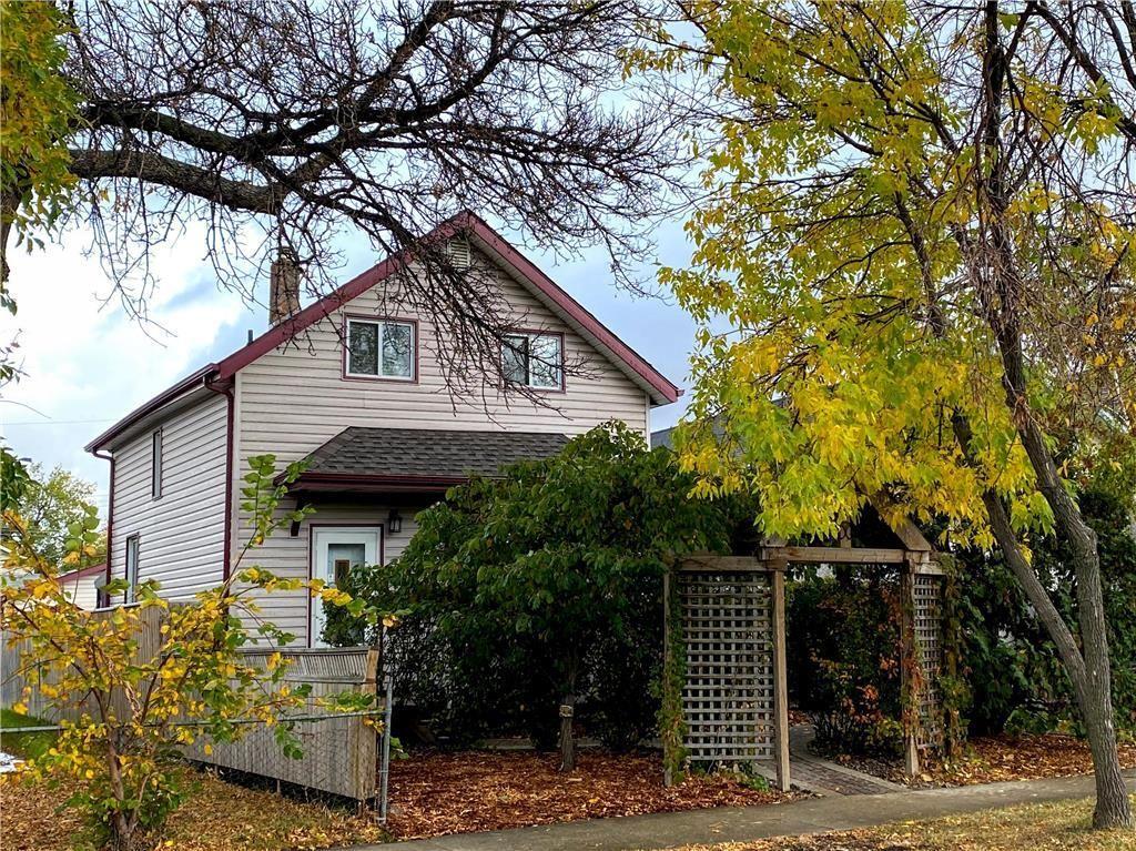 Main Photo: 319 Berry Street in Winnipeg: St James Residential for sale (5E)  : MLS®# 202025032