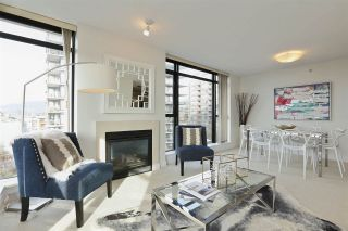 """Photo 7: 604 155 W 1ST Street in North Vancouver: Lower Lonsdale Condo for sale in """"TIME"""" : MLS®# R2335827"""