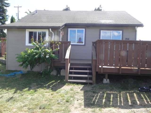 Main Photo: 708 12th St in COURTENAY: CV Courtenay City House for sale (Comox Valley)  : MLS®# 704889