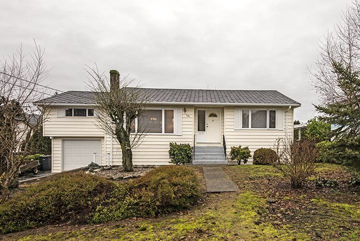 Main Photo: 701 REGAN Avenue in Coquitlam: Coquitlam West House for sale : MLS®# R2027263