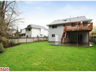 Photo 9: 21489 90TH Avenue in Langley: Walnut Grove House for sale : MLS®# F1108467