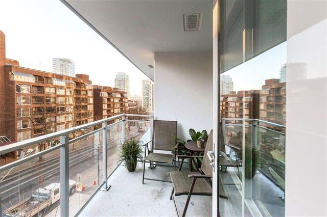 Photo 7: Photos: 607-1009 Harwood St in Vancouver: West End Condo for rent (Vancouver Downtown)